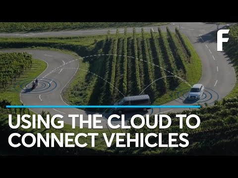 Cloud Technology Is Making The Roads Safer