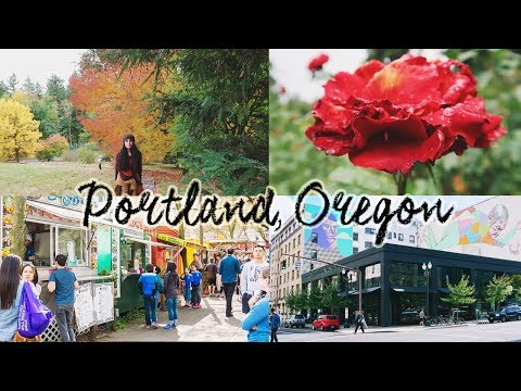 5 FREE THINGS TO DO IN PORTLAND! | Travel guide for Portland, Oregon