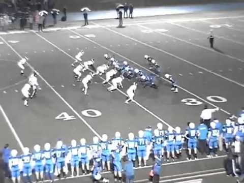 Ryan Kelly Football Highlights 2012
