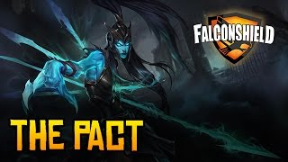 Repeat youtube video Falconshield - The Pact feat. Nicki Taylor (Original League of Legends song - Kalista)