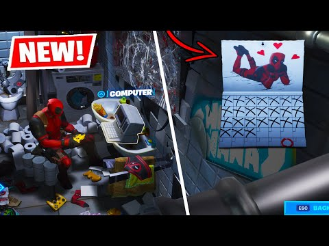 *NEW* FORTNITE UPDATE! (Deadpool Event, New Items & MORE)