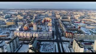 Нижневартовск, съемка с дрона 1.