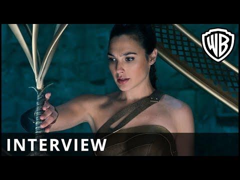Wonder Woman - Gal Gadot Interview - Warner Bros. UK