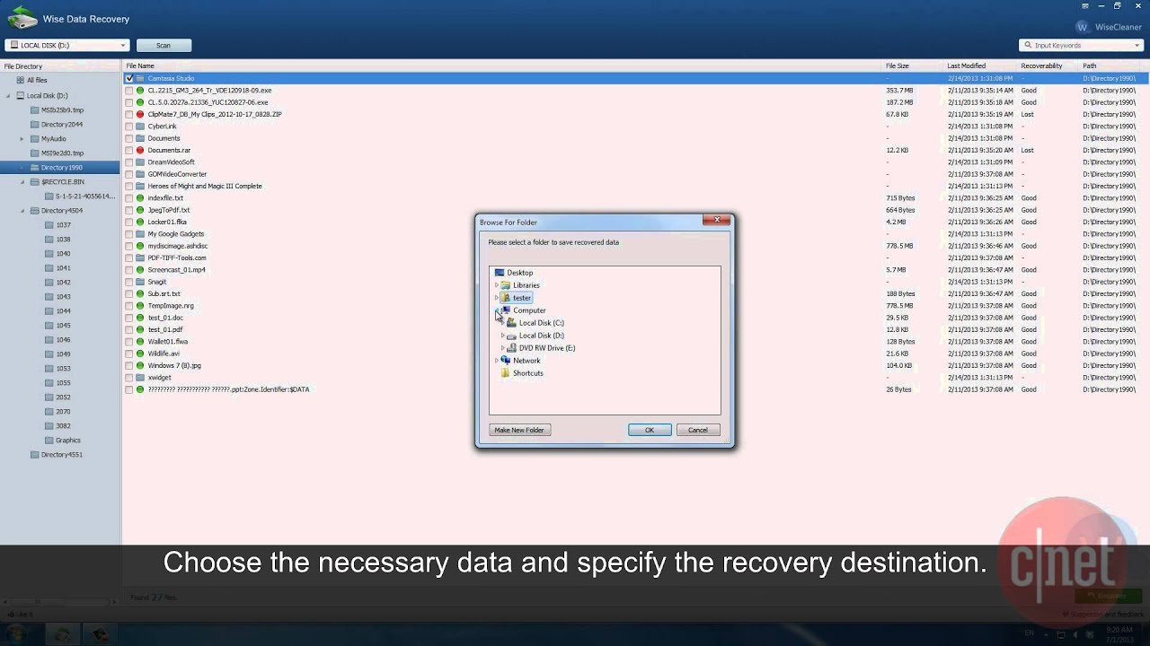 wise data recovery download full