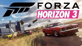 Forza Horizon 3 - PC Gameplay - Max Settings