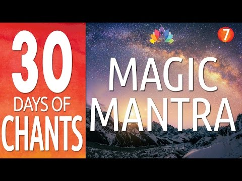 Day 7 - MAGIC MANTRA - Reverse Negative to Positive - Ek Ong Kar Sat Gur Prasad