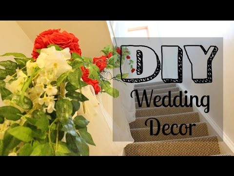 DIY | Wedding Decor | Home Decor