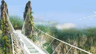 Cam köprü TÜRKİYE DE