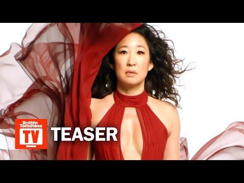 Killing Eve Season 3 Teaser | 'Rise Up' | Rotten Tomatoes TV