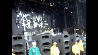 Download Festival 07 My Chemical Romance Get bottled MCR