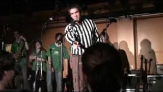 improvisation musicale Vert-Rouge 10 mars 2010 1