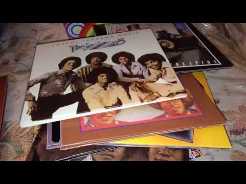Jackson 5 - The Complete Album Collection Box Set CD Unboxing