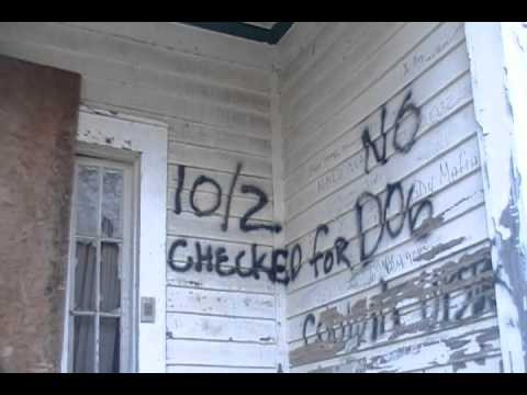 lonely new orleans houses 6 years post hurricane katrina