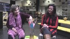 BELLA FIGURA - Yasmina Reza - Katja Kolm & Gertrud Roll im Video-Interview - Stadttheater Klagenfurt