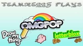 OMGPOP | Draw My Thing | Part 8 | w/ GUNNY, Gangsta, Sweet, BigDog & Kuta