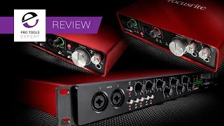 review 2i2 6i6 18i20 second generation scarlett audio interfaces by focusrite
