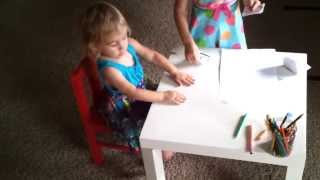 Smart Kids| Early childhood Education| Smart 1 Year Old Baby Knows Her Letter Sounds-Smart Baby