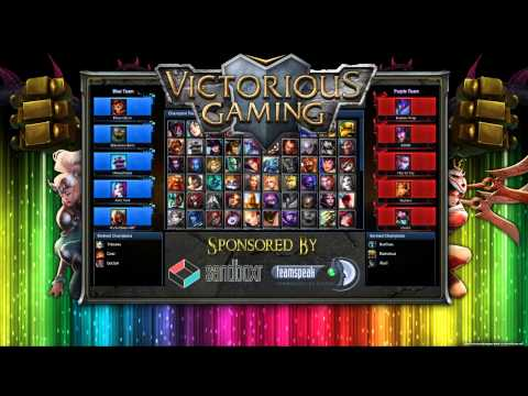 zVictorious Gaming's Clash for Cash A Bracket - WIth VG Carg