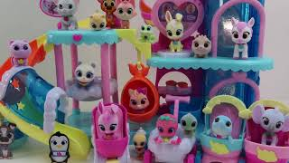 Disney Junior T.O.T.S.  Figures & TOTS Nursery Heaquarters Care Color Change | C Kavala