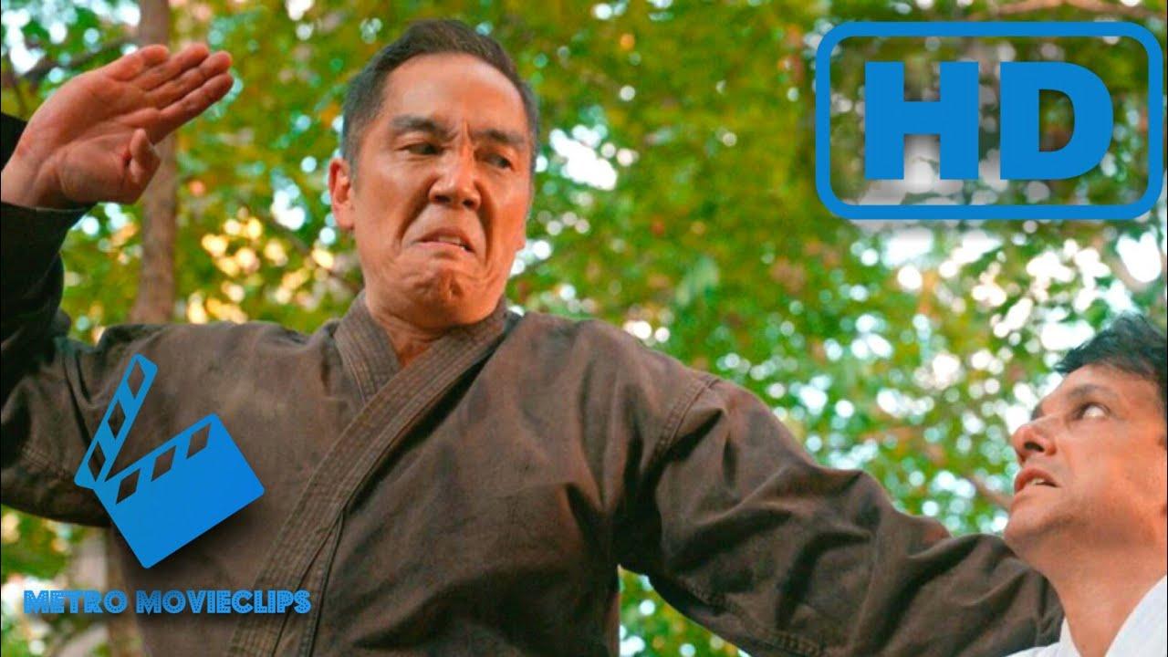 "Download Cobra Kai - Daniel vs Chozen ""MiyagiDo Secrets"" [Season 3 Episode 5]"