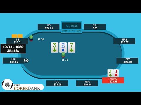 Playing JJ In A 3Bet Pot…Should I Fold?  Ask SplitSuit