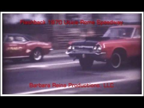 Utica-Rome Speedway Flashback 1970