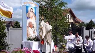1106 ZABIERZOW-RACLAWOWKA (kolo Rzeszowa) BOZE CIALO PROCESJA