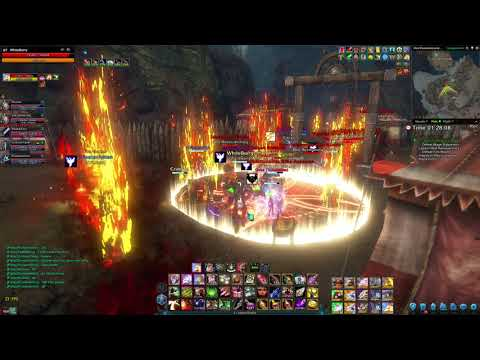 Project Icarus Online: Red Revolutionary Base 5 Bosses (Scarlet Harbor)