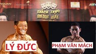 Phạm Văn Mách và Lý Đức thi Thách thức danh hài 6, Khương Dừa không tin vào mắt mình?!