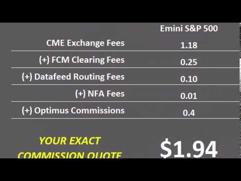 Futures Trading Commissions