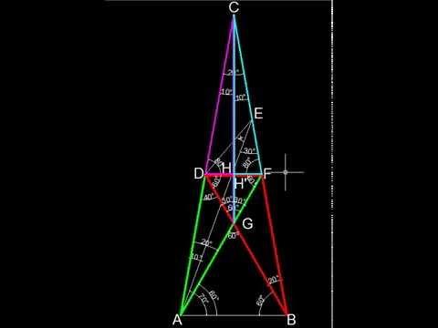 Solving geometry problems