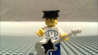 Lego Music Video-Tobymac-Get Back Up