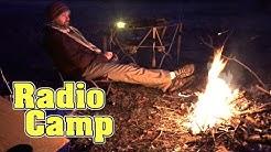 NEW! Ham Radio Camp Camping | Yaesu 891 | HyEndFed Antenna