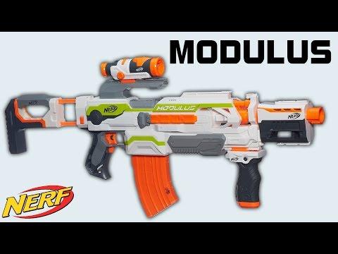 Nerf Modulus - Review und Test | Magicbiber