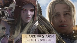 The Story of Before the Storm [Lore]