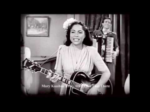 Stuff Like That There (1945) - The Mary Kaye Trio