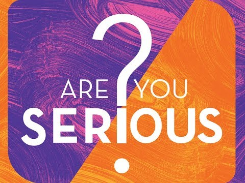 ⛪FBC - Are You Serious? Youth Conference Dean Miller 4-19-18