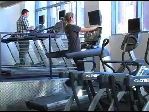 Fitness Center Tour