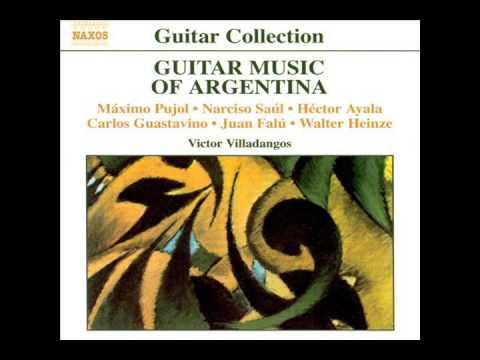Victor Villadangos: Guitar Music of Argentina, Vol. 1 (Pujol, Ayala, Falú, Heinze)