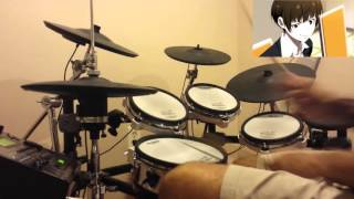 Psycho Pass Movie OP - Who What Who What by Ling Tosite Sigure - Drum Cover