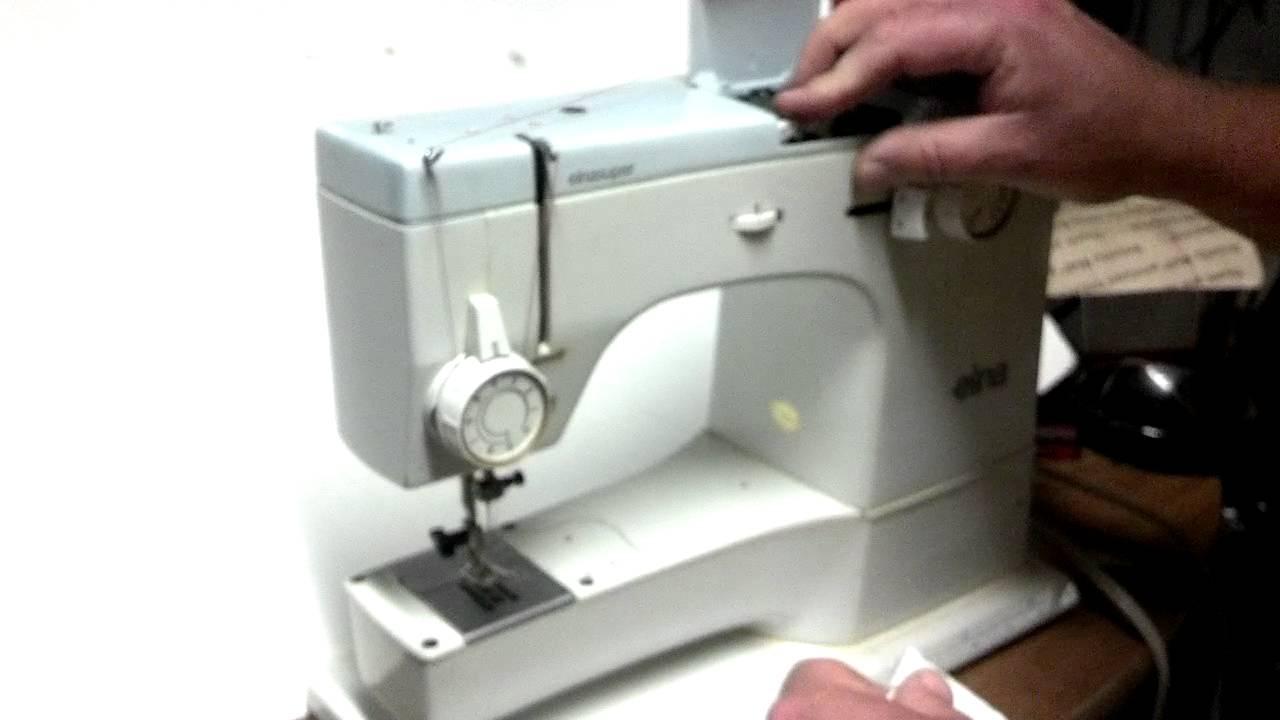 elna sewing machine parts diagram lace sensor humbucker wiring vintage elnasuper 62c cam zig zag k445234 youtube