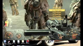 Fallout 4.Тайная локация со всеми припасами и броней.