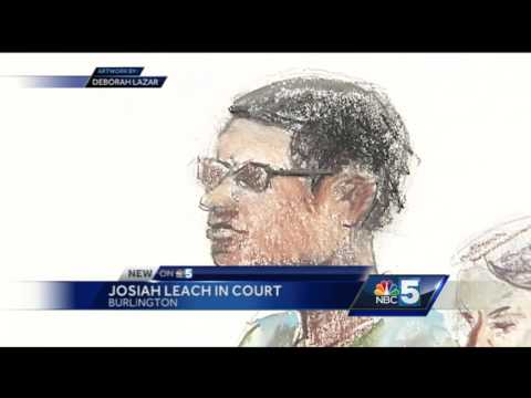 Josiah Leach, 18, Released On Conditions