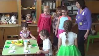 Видеоурок по татарскому языку в детском саду