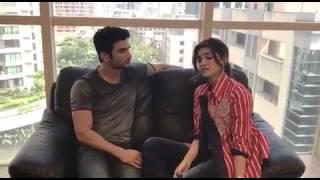 Kriti Sanon | Sushant Singh Rajput Message For Fans | Funny | Raabta Promo | HD | LynkusTV