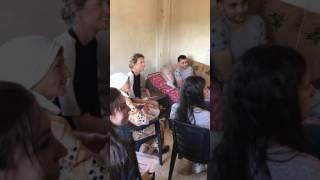 Башар ел Асад и Асма ел Асад