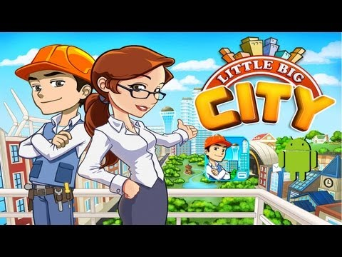 Little Big City - Android Games