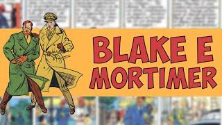 """""""Blake e Mortimer"""" in edicola!"""