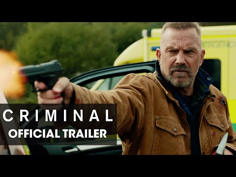 "Criminal (2016 Movie) Official Trailer – ""Never Forget"""