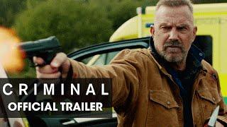 "Criminal (2016 Movie) Official Trailer – ""Never Forget"""